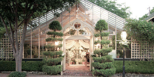 The Conservatory Garden Wedding Venue, St. Louis, MO